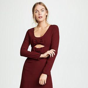 Staud Crimson lido dress size 0